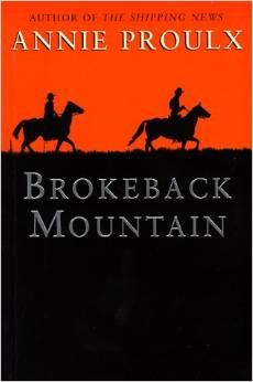 Image result for brokeback mountain cover book