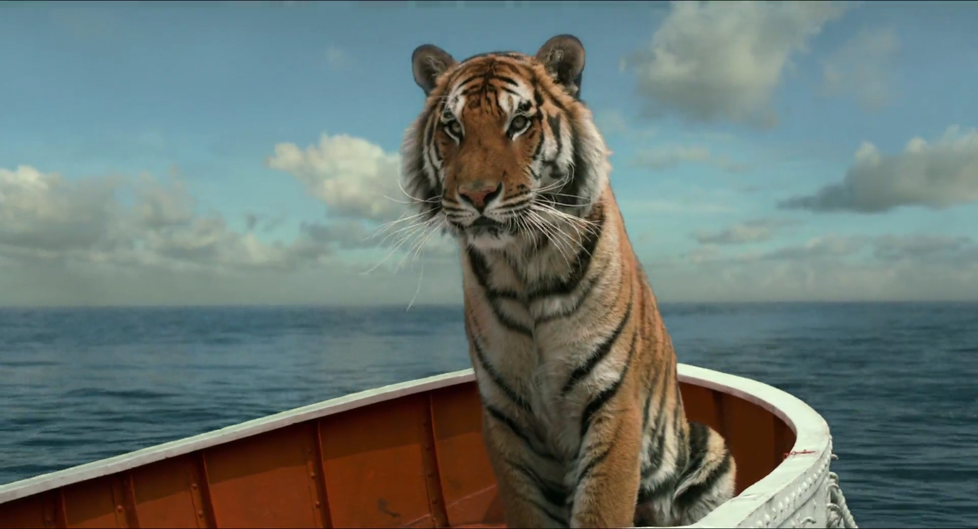 Love it or hate it life of pi by yann martel the reader for Life of pi book characters