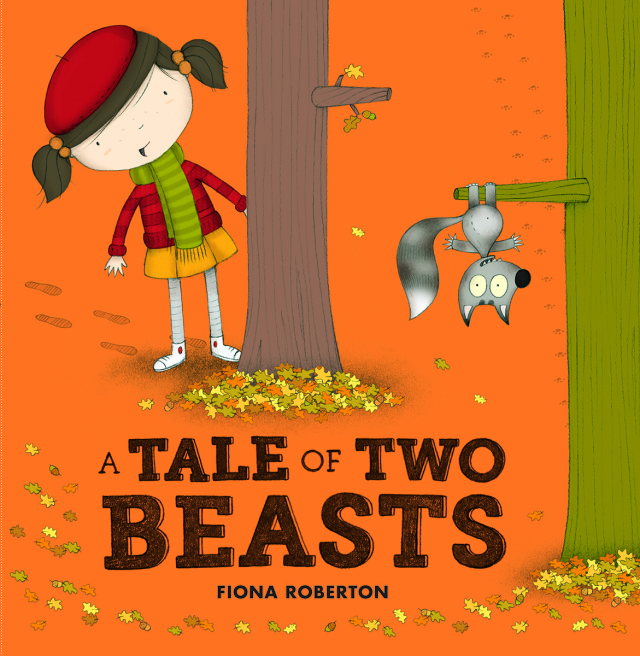 kids corner a tale of two beasts by fiona roberton