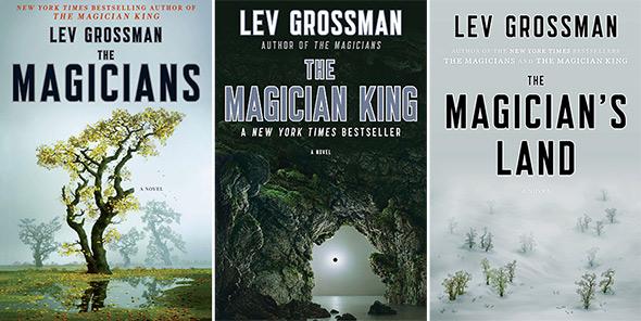 magician's trilogy