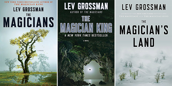 Image result for The magicians trilogy