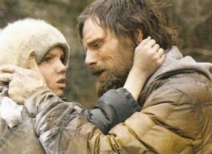 Still from the Movie adaptation, The Road. http://www.theroad-movie.com