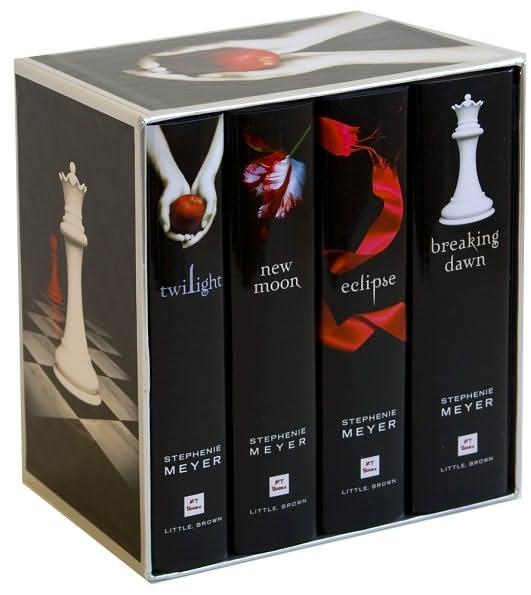 TheTwilightSagaCollectionBooks