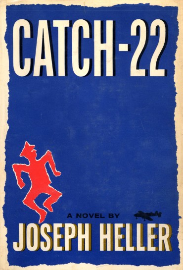 First edition cover of Catch-22