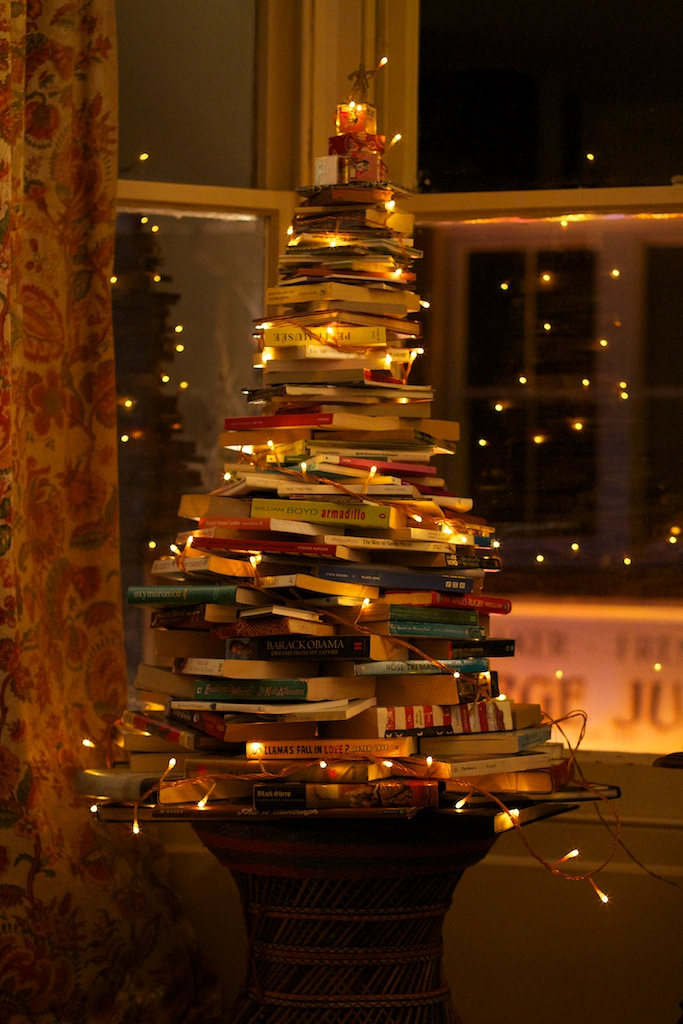 christmastree books