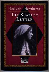 What would be a good personal reaction to the book 'The Scarlet Letter