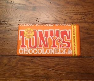 tony's chocolate
