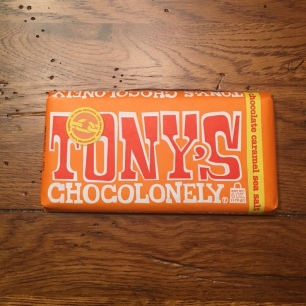 tony's chocolate