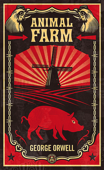 Terrible Reviews Of Great Books Animal Farm By George Orwell The Reader S Room