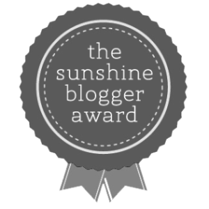 The Sunshine Blogger Award - Above Average Adulting