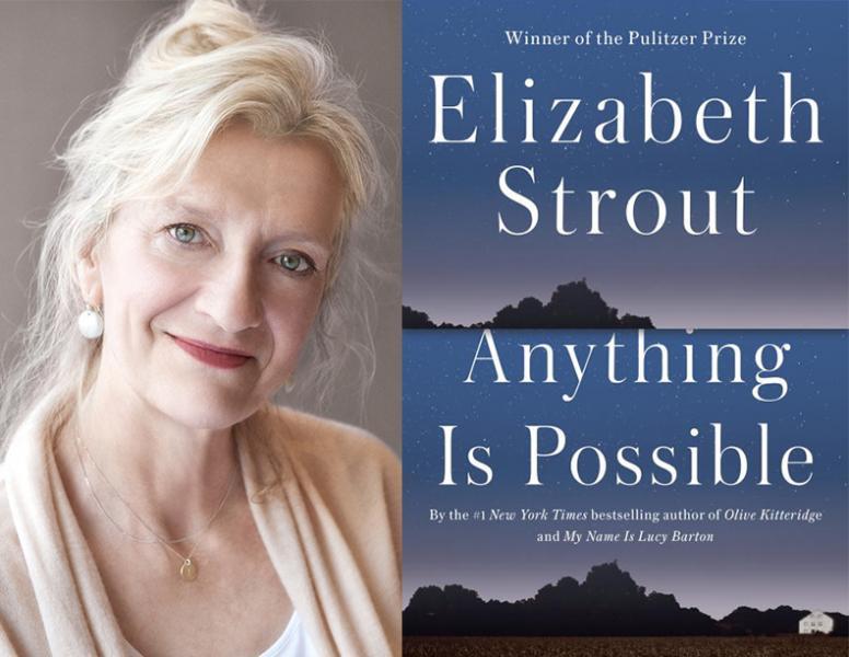Elizabeth Strout Event