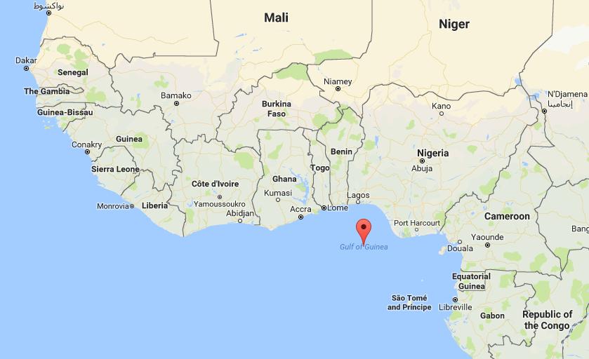 Ghana-located-in-Gulf-of-Guinea